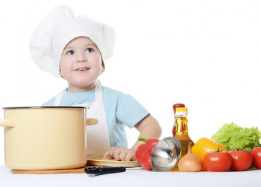 Gesund kochen mit Kindern – unsere Tipps